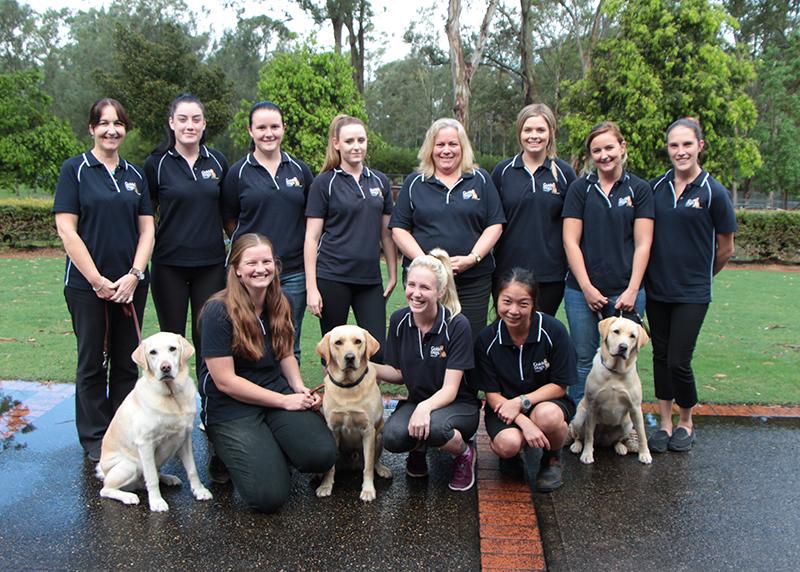 Kennel Team