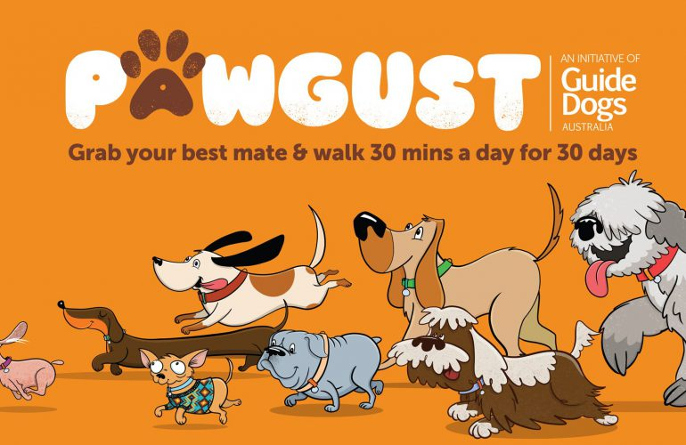Sign Up for PAWGUST Today!