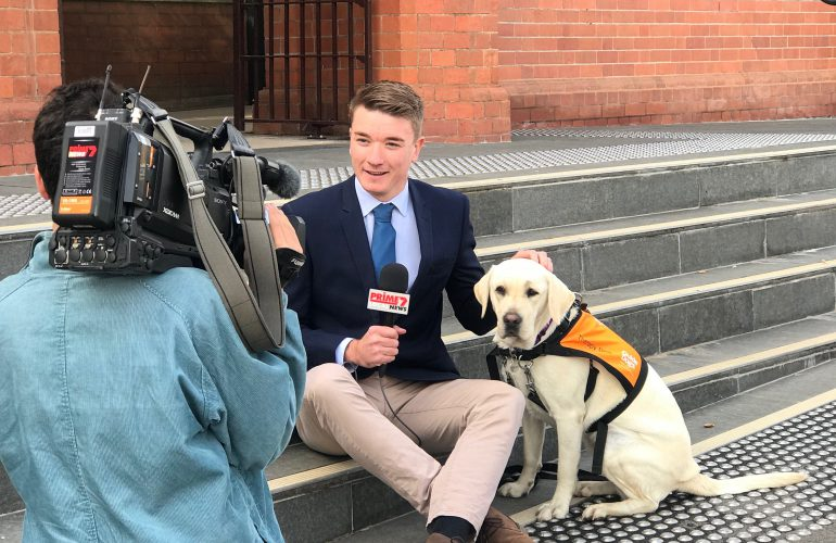 Canine Court Companion Program launches in more Regional locations