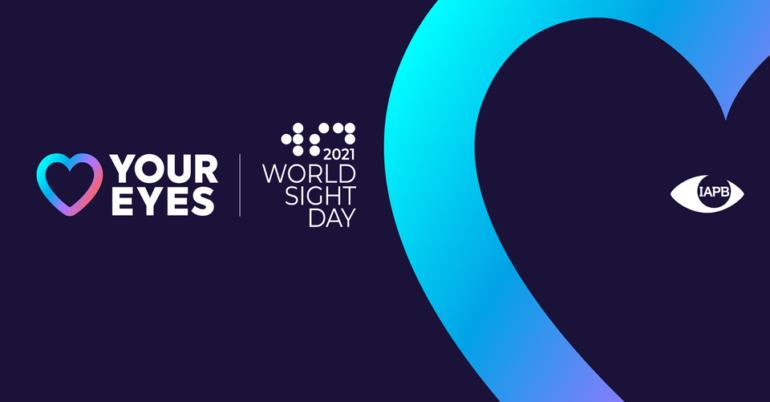 World Sight Day #LoveYourEyes